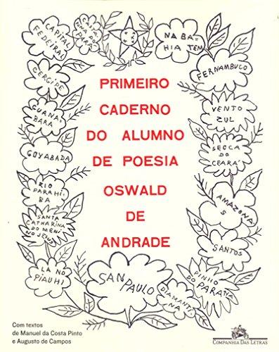 Primeiro caderno do aluno de poesia