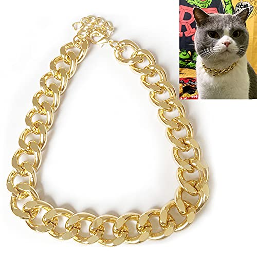 Collares Metálicos para Mascotas, Speyang Cadena De