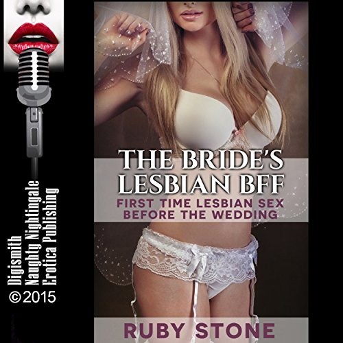 The Bride's Lesbian BFF audiobook cover art