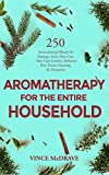 Aromatherapy for the Entire Household: 250 Aromatherapy Blends for Massage, Acne, Hair Care, Skin Care Lotions, Perfumes, Pets, Home Cleaning and Mosquitos ... Properties of Essential Oils 2019 Book 3)