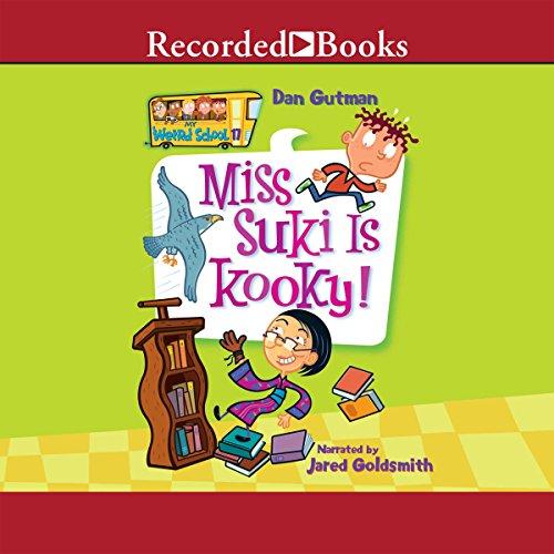 Miss Suki Is Kooky! audiobook cover art