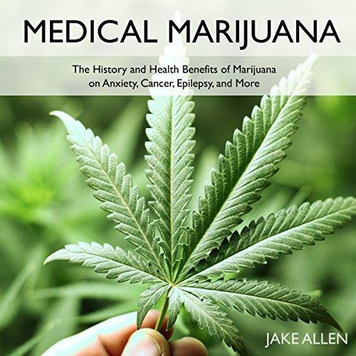 Medical Marijuana audiobook cover art
