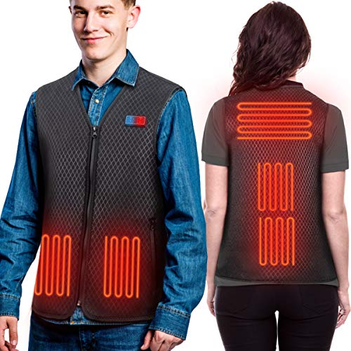 heated vest 2020 electric 3