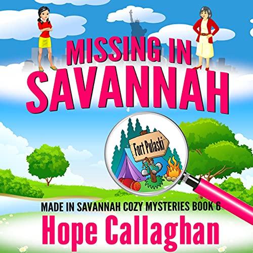 Missing in Savannah cover art
