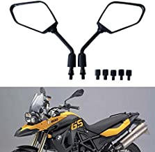 650 cc - paire de miroirs de sport 8mm 10mm 1997 kl650c3 Kawasaki KLR 650