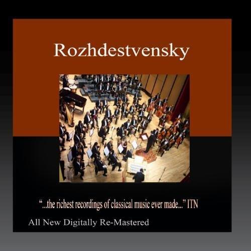 Rozhdestvensky by USSR State Radio and Television Symphony Orchestra Gennady Rozhdestvensky