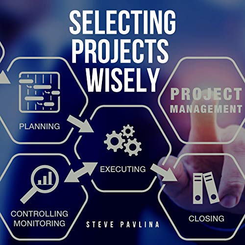 Selecting Projects Wisely cover art