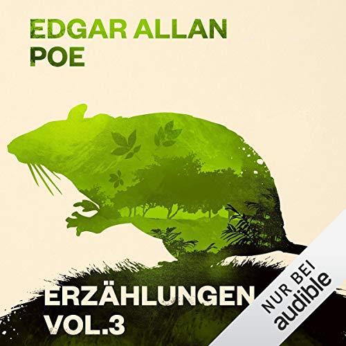 Edgar Allan Poe: Erzählungen 3 audiobook cover art