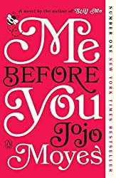 Me Before You is the story of Louisa, called Lou by her family. Lou is unemployed as the book begins, but soon takes a job as a sitter for a quadriplegic young man. He is bitter and lonely and really just wants to die. Lou sets out to alter his state of mind and comes to understand him better and also to be an excellent caregiver for him.