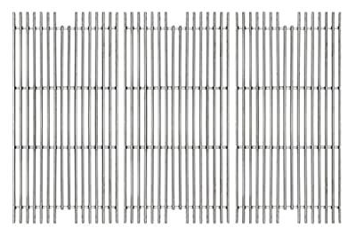 """Wondjiont SUS 304 Stainless Steel Gas Grill Grid Grates, Fit for Viking VGBQ 30 in T Series, VGBQ 41 in T Series, VGBQ 53 in T Series Gas Grill (23 1/4"""" x 34 1/2"""")"""