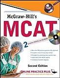 McGraw-Hill's MCAT, Second Edition (McGraw-Hill's MCAT (W/CD))