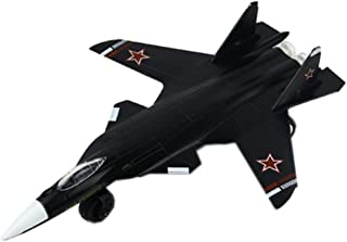 Kylin Express Kid's Toys Mini Alloy Airplane Models, Su-47 Golden Eagle Fighter