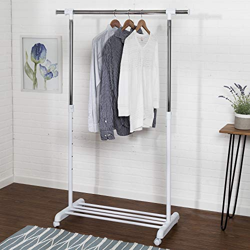 Honey-Can-Do Expandable Garment Rack Now $12.50 (Was $34.99)