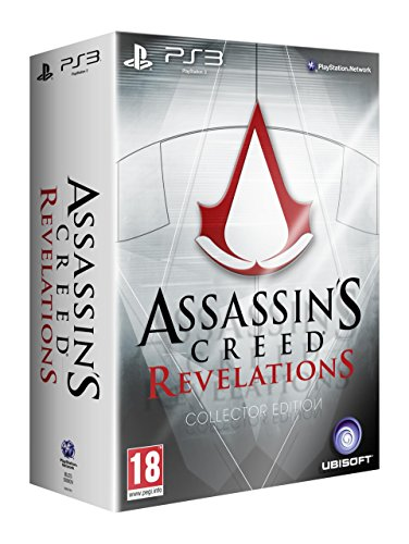 Ubisoft Assassin's Creed Revelations (Collectors Edition), PS3 vídeo - Juego (PS3, PlayStation 3, Acción / Aventura, M (Maduro))