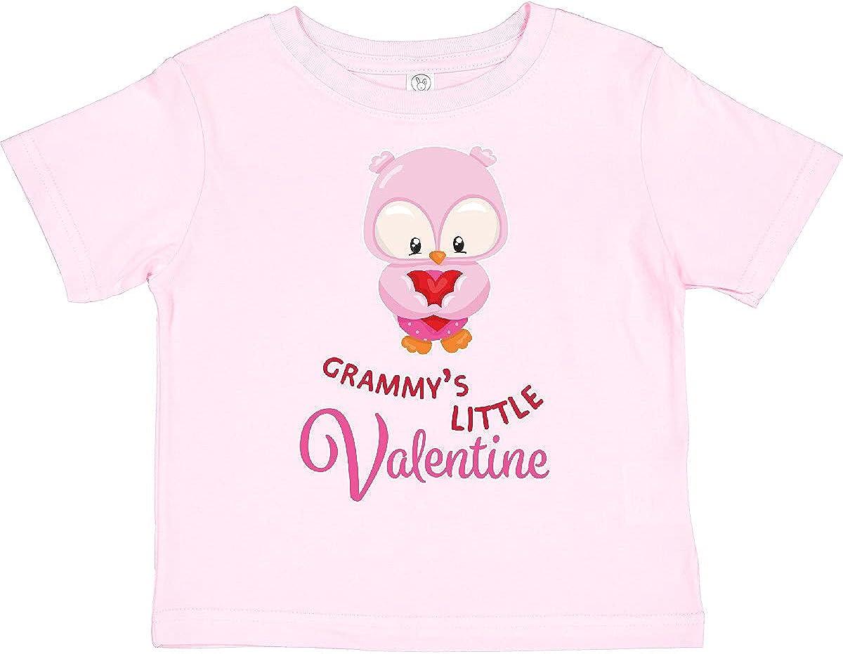 inktastic Grammy's Little Valentine Toddler T-Shirt