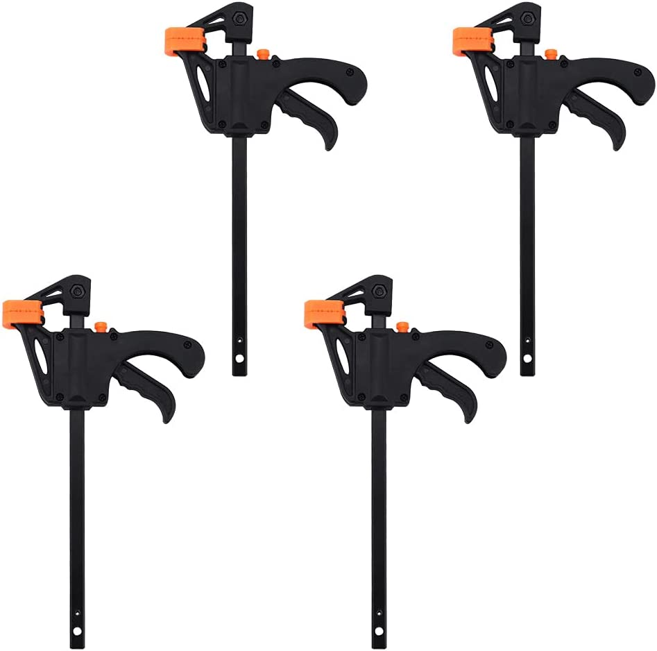 Bar Clamps Set Ratchet New arrival Clamp Free shipping anywhere in the nation Squeeze The with Grip Trig