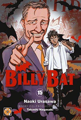 Billy Bat: 15
