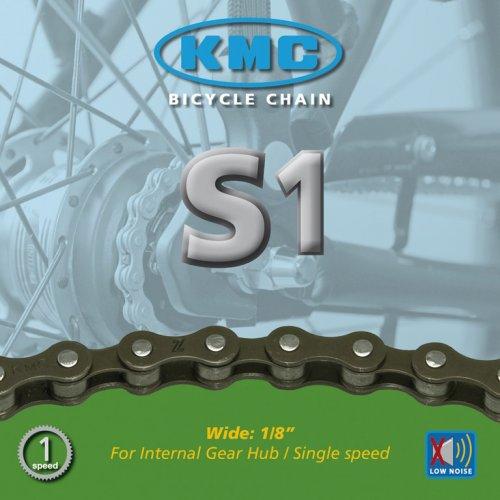 Fahrradkette KMC Kette S-1, 1/2 x 1/8, 112 Glieder