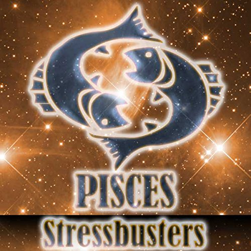 Pisces Stressbusters  audiobook cover art