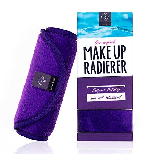 Serviette démaquillante   démaquille à l'eau   Tissu démaquillant en microfibre   Réutilisables   Lingette de nettoyage du visage   Makeup Eraser   Make-Up Remover   Make Up Démaquillant