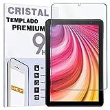 REY - Protector de Pantalla para CHUWI Hi9 Plus 10.8' / Hi9+, Cristal Vidrio Templado Premium, Táblet