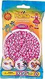 HAMA 207-48 - Perlas de Color Rosa Pastel, 1000 [Importado de Alemania]