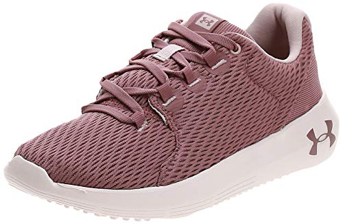 Under Armour UA W Ripple 2.0 NM1, Zapatillas de Running Mujer, Rosa (Hushed Pink/Dash Pink/Hushed Pink), 39 EU