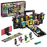 LEGO 43115 VIDIYO The Boombox, Creador de Vídeos Musicales de Juguete, App Realidad Aumentada, Set con 4 Mini Figuras