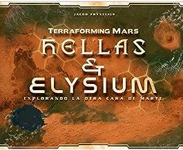 10 Mejor Terraforming Mars Hellas & Elysium de 2020 – Mejor valorados y revisados