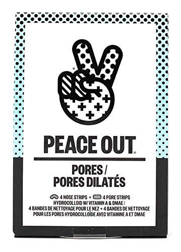 peace out pores
