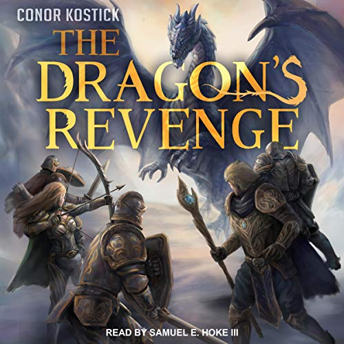 Couverture de The Dragon's Revenge