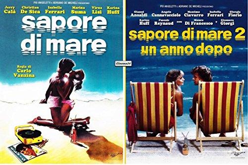 SAPORE DI MARE 1 & 2 (2 Dvd)