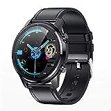 CZX Smartwatch IP67 A Prueba De Agua del Ritmo Cardíaco Y La Presión Arterial Monitoreo, Rastreador De Ejercicios Regalos para Hombres Y Mujeres, Smartwatch,A