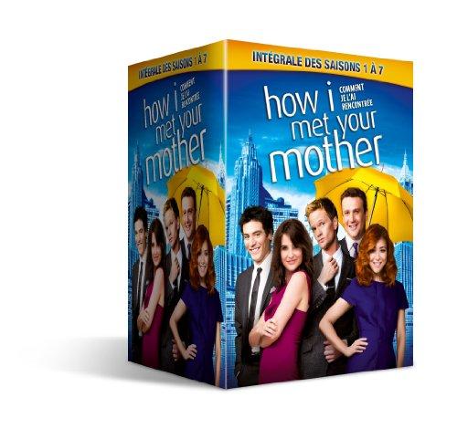How I Met Your Mother-L'intégrale des Saisons 1 à 7 [Édition Limitée]