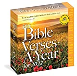 365 Bible Verses-A-Year Page-A-Day Calendar 2022: For ye are all the children of God by faith in Jesus Christ