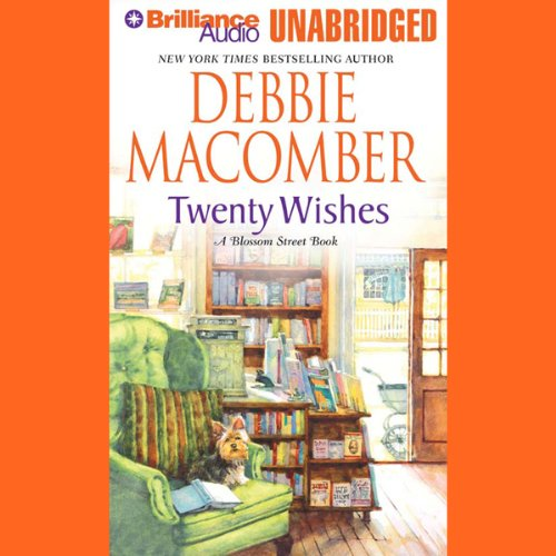 Twenty Wishes audiobook cover art