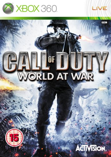 Call Manufacturer direct delivery of Duty: Genuine World Xbox at War 360