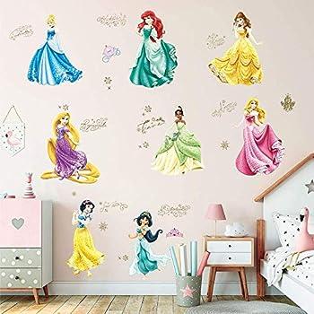 disney princess wall decor