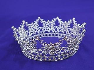 Rhinestone Crystal Crown #25