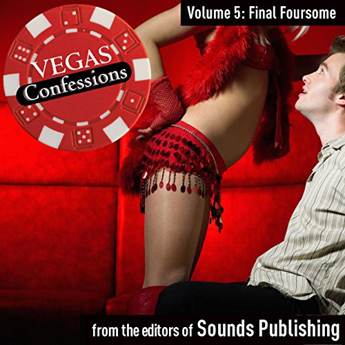Vegas Confessions 5 audiobook cover art