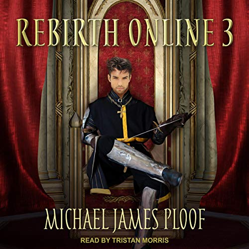 Rebirth Online 3 audiobook cover art