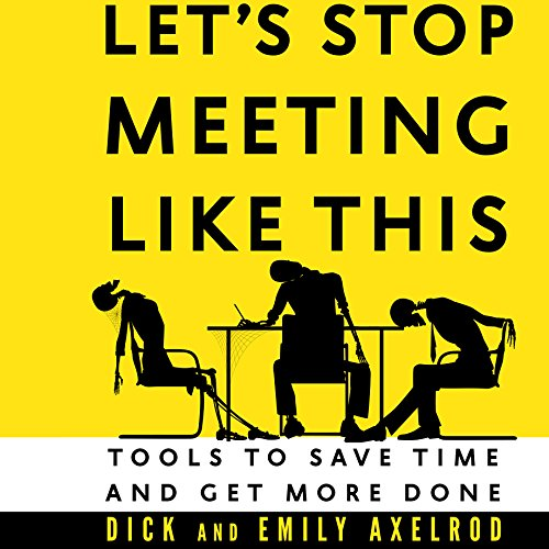 Let's Stop Meeting like This cover art