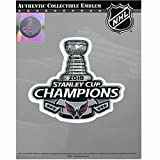 2018 NHL Stanley Cup Final Champions Washington Capitals Jersey Patch