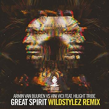 Great Spirit (Wildstylez Remix)