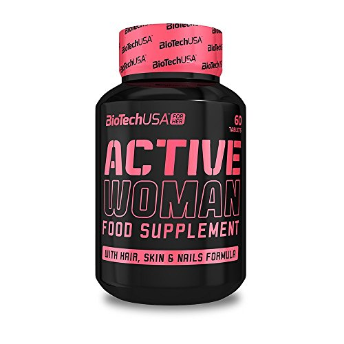 Biotech USA FOR HER Active Women 60 Tabletten