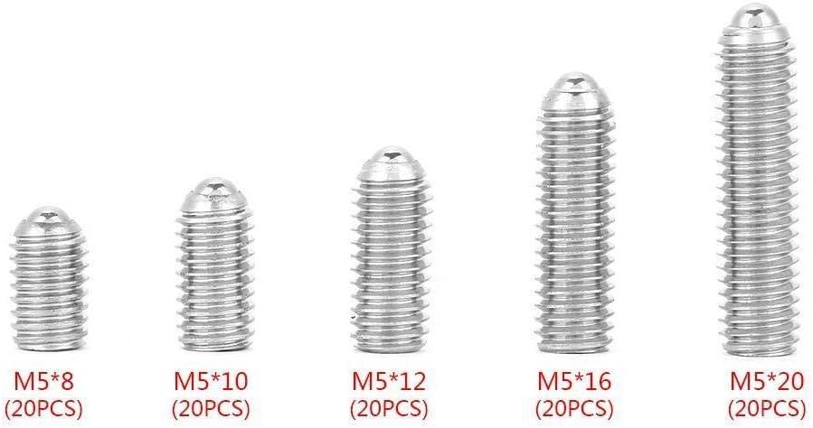 MOUNTAIN MEN 4 years warranty Professional service Tools Plastic screw 10 12 16 M58 20pcs