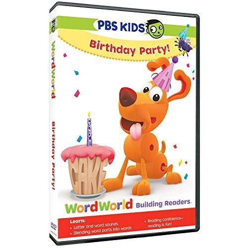 Wordworld: Birthday Party