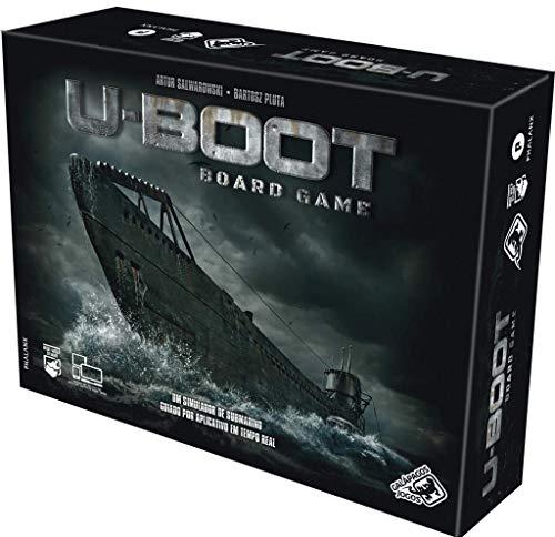 U-boot. Board Game