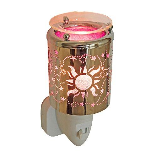 pajoma Duftlampe, elektrisches Nachlicht Sonne
