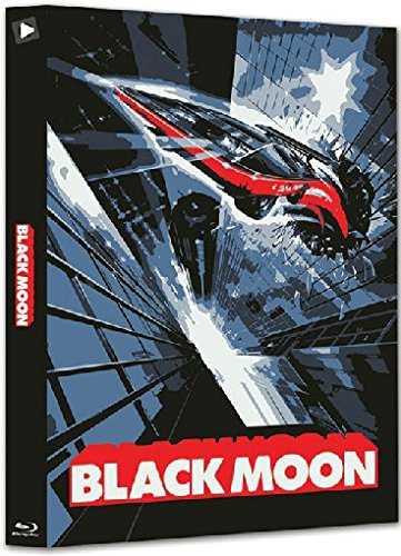 Black Moon - Uncut/Mediabook  (+ DVD) [Blu-ray] [Limited Edition]